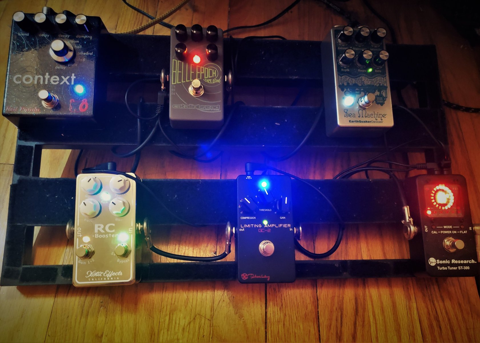 Photo of Catalinbread Belle Epoch and more gear