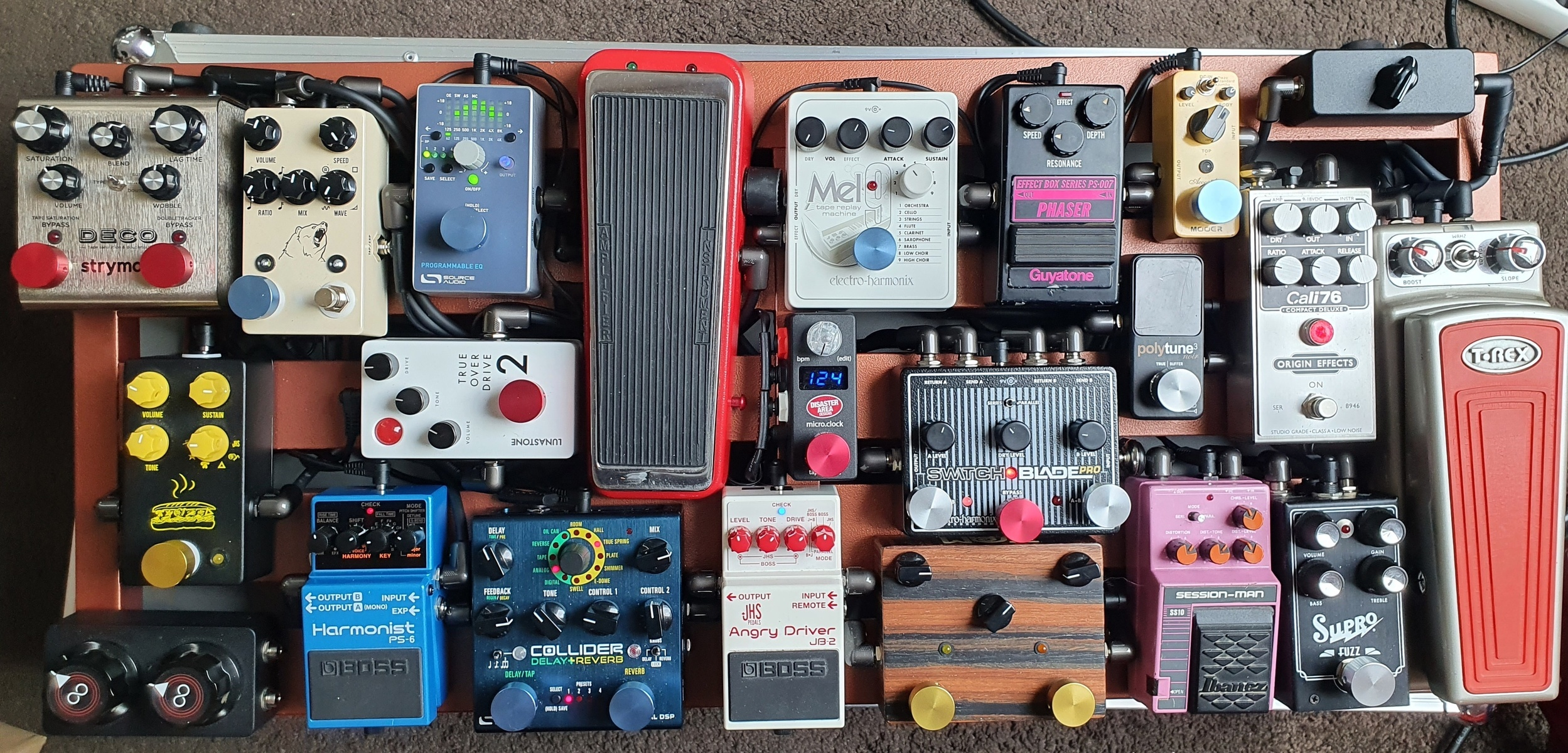 Photo of Origin Effects Cali76 Compact Deluxe and more gear