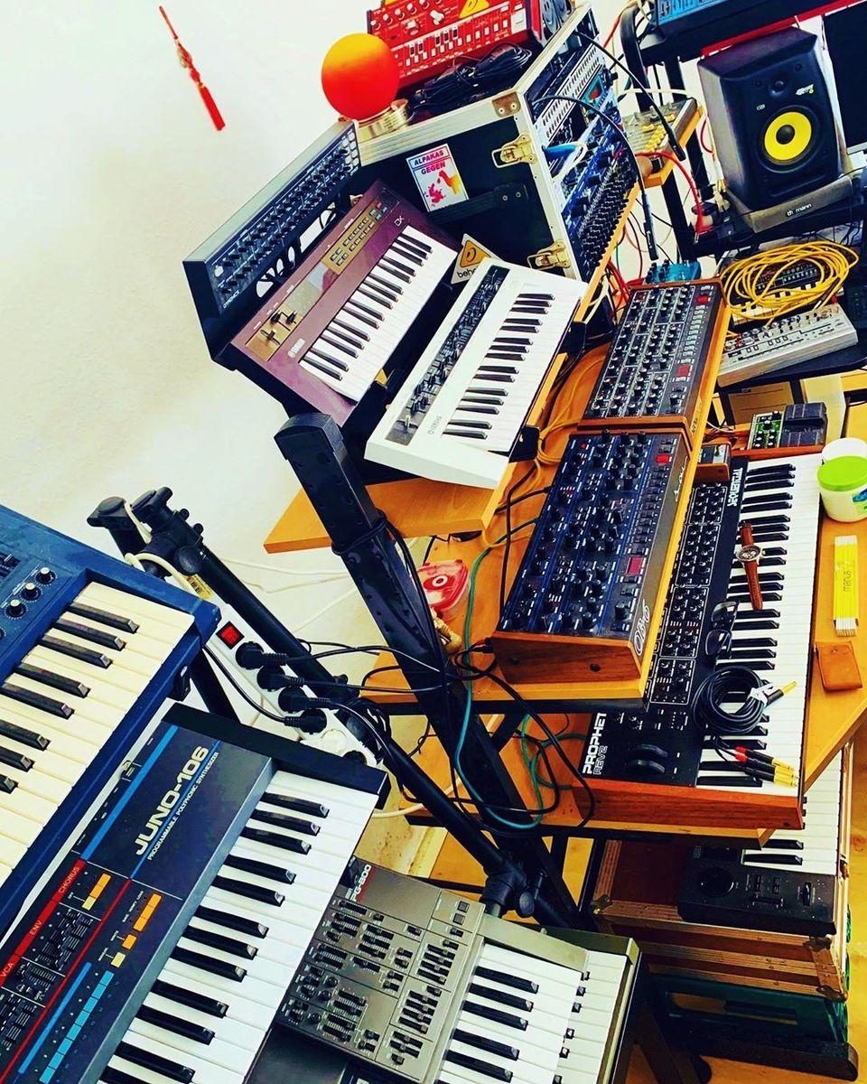 Large studio random shot