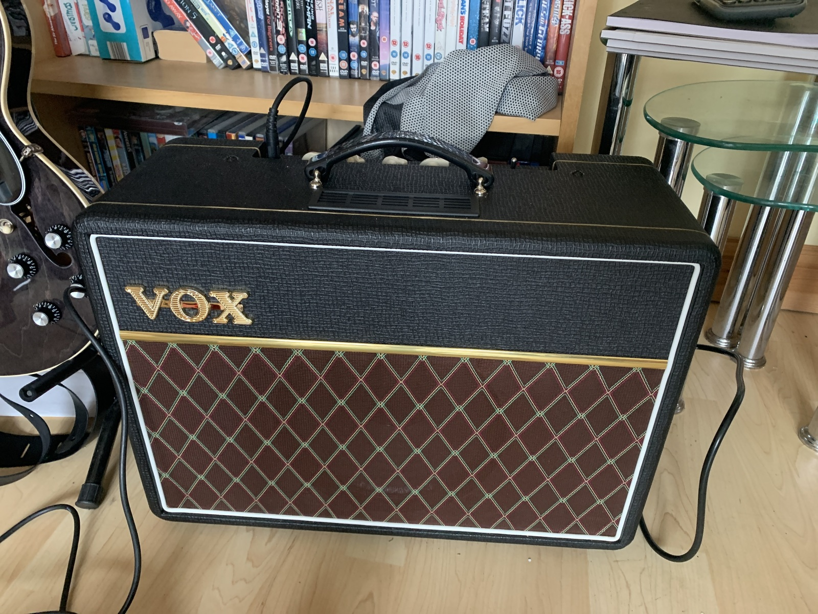 Photo of Vox AC10C1 10W 1x10 Tube Guitar Combo Amp