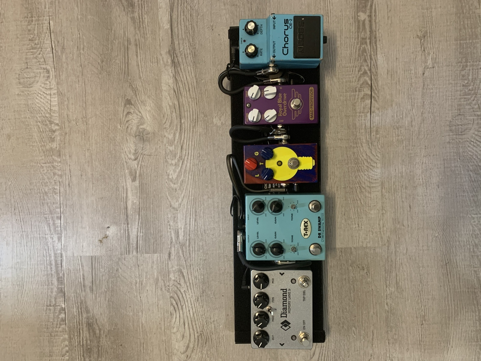 Photo of Boss CE-2 Chorus and more gear