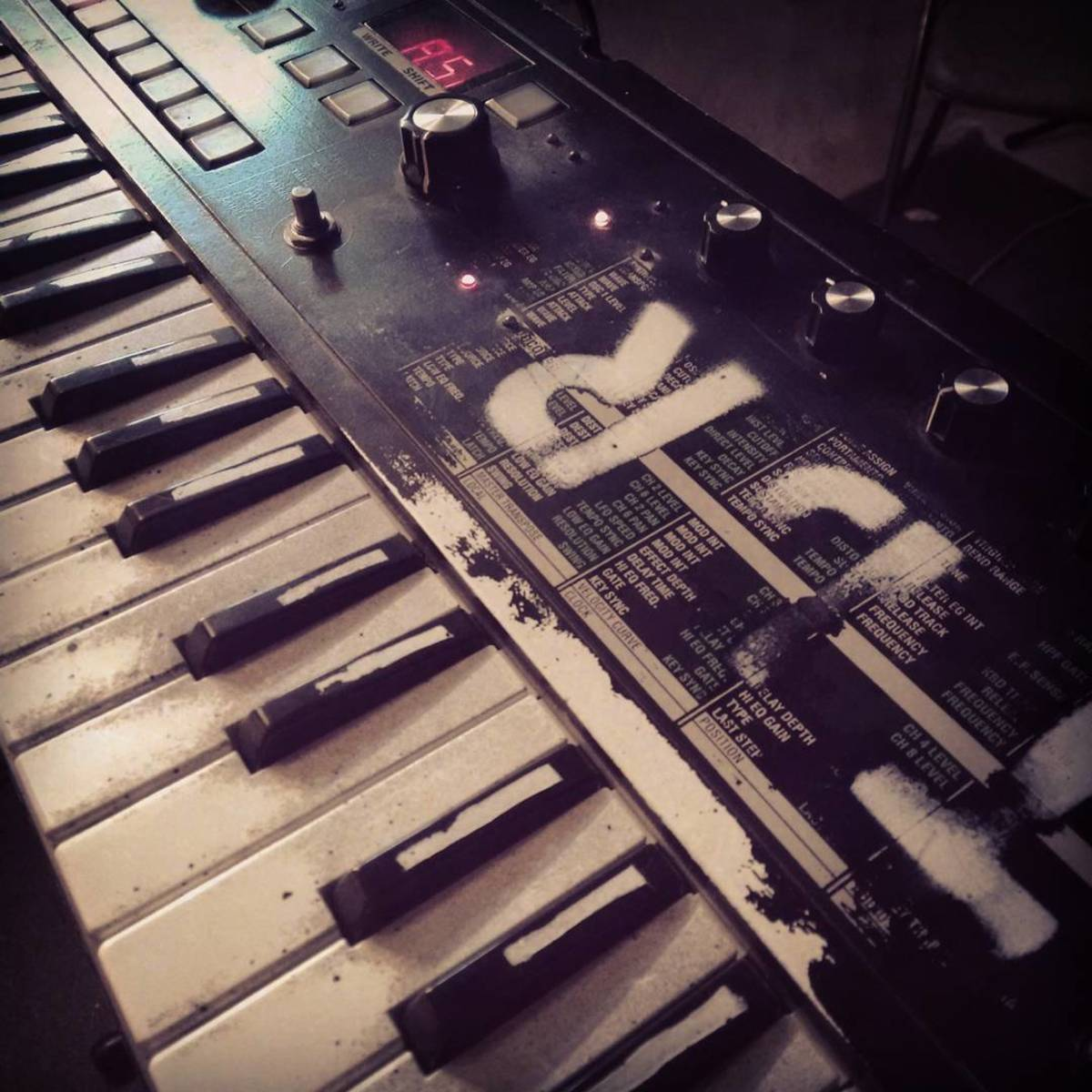 Photo of Korg MicroKORG Synthesizer/Vocoder