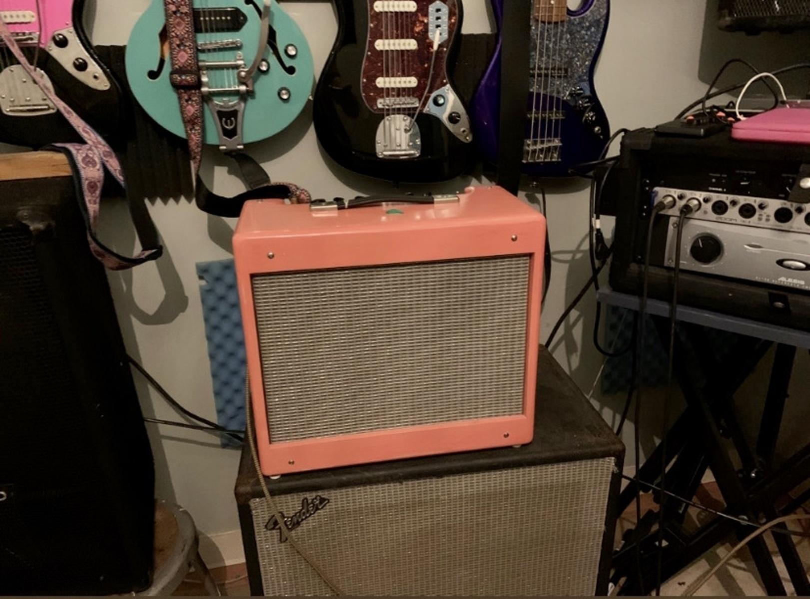 Photo of Fender Blues Junior III 15W 1x12 Tube Guitar Combo Amp