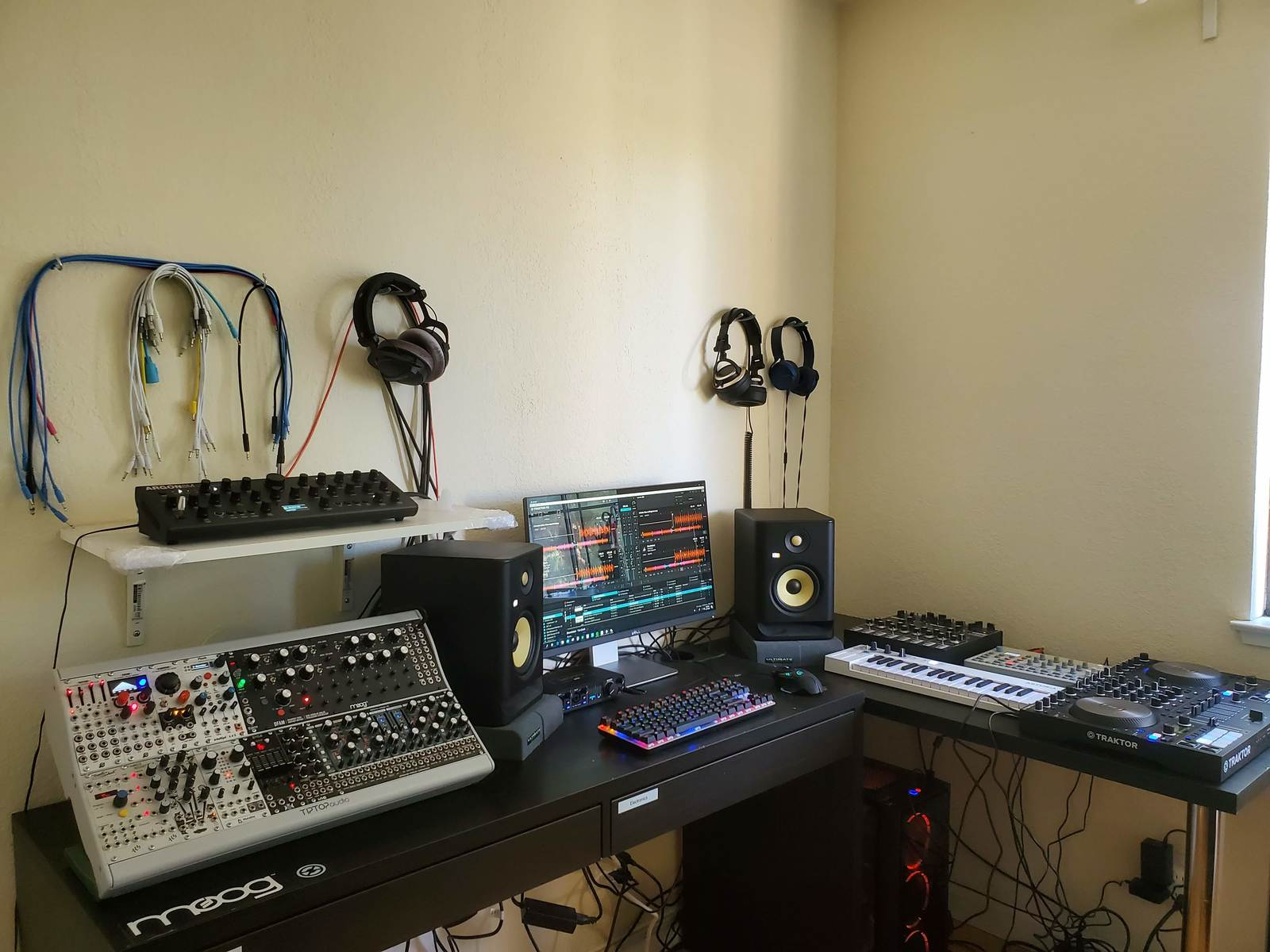 Photo of Arturia Keystep Controller & Sequencer and more gear