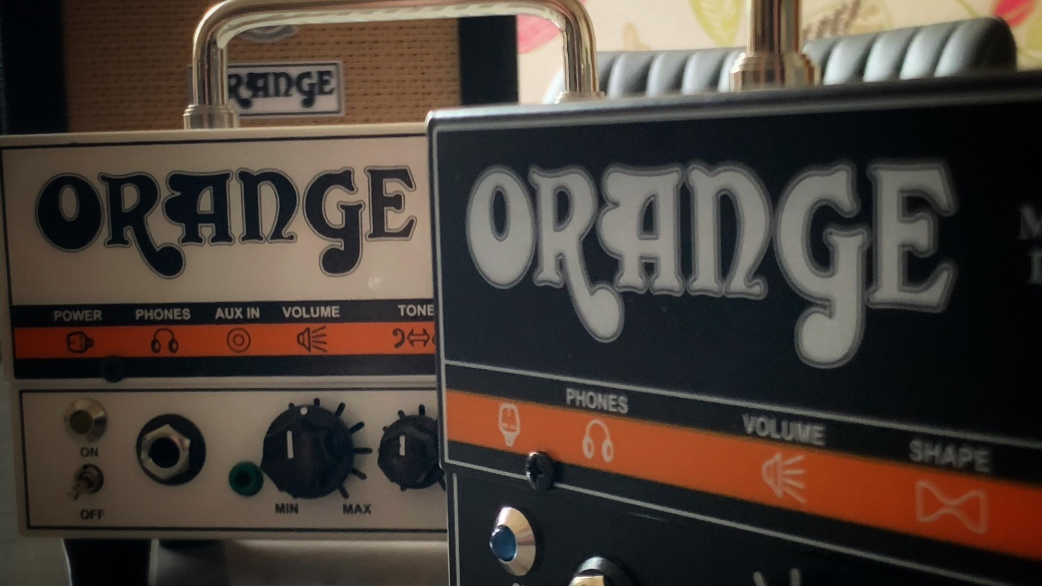 Photo of Orange Micro Terror and more gear