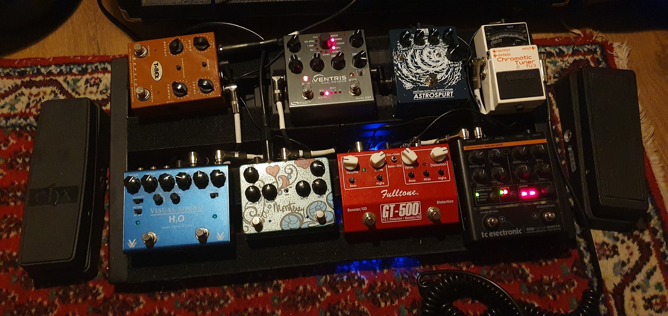 Photo of T-Rex Engineering Replica Delay/Echo Pedal and more gear