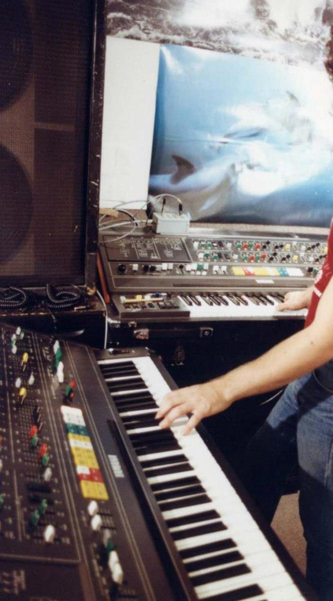 Photo of Yamaha CS-80 Synth