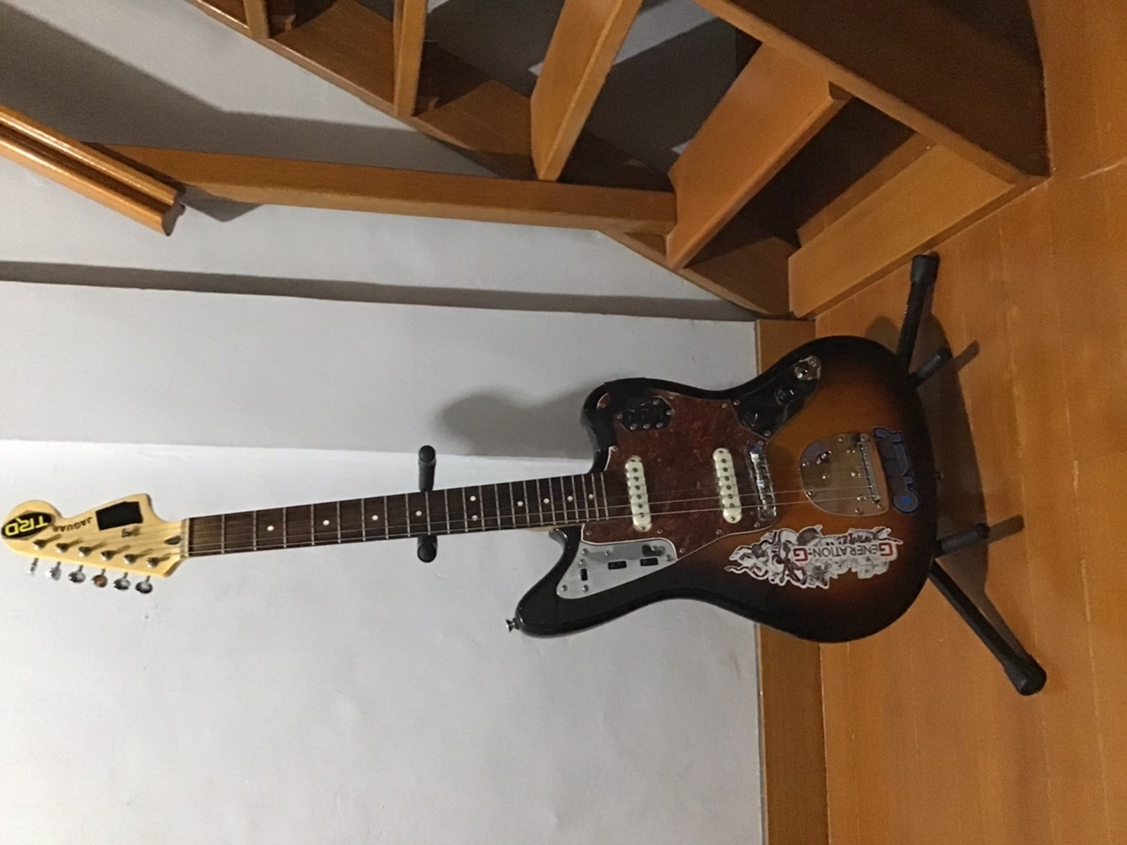 Photo of Fender Jaguar Electric Guitar