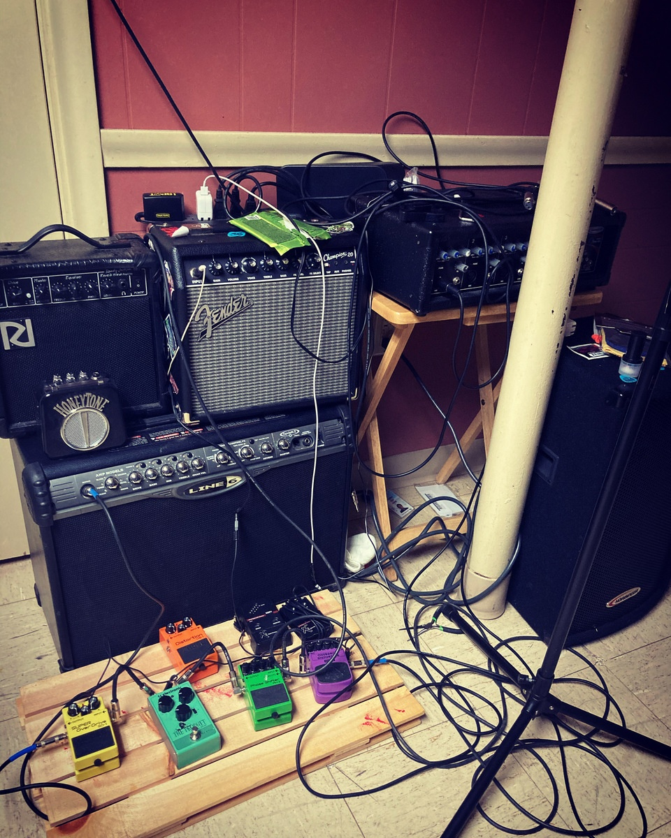 Photo of Boss SD-1 Super OverDrive and more gear
