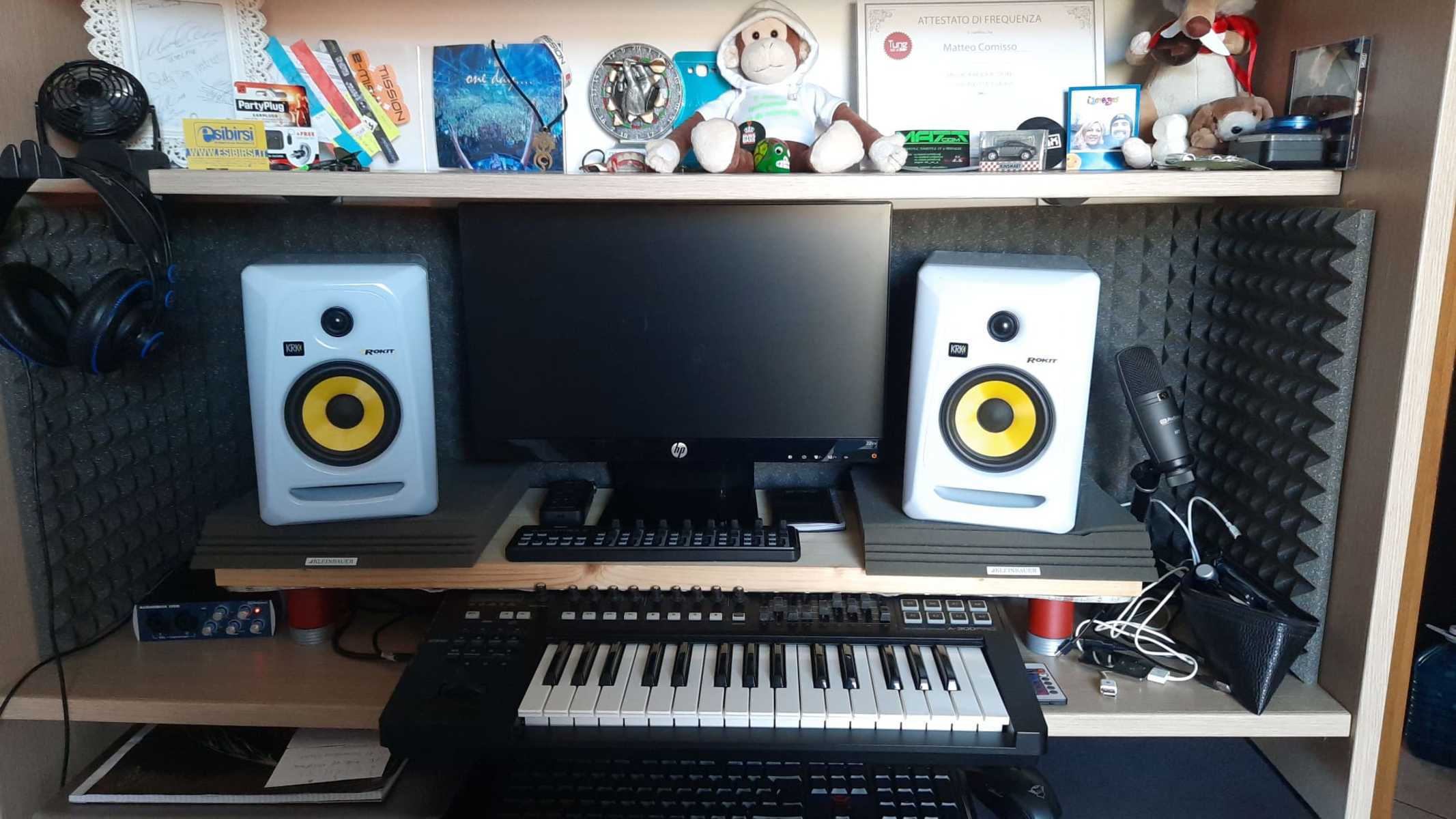Photo of PreSonus AudioBox USB 2x2 Audio Recording Interface and more gear