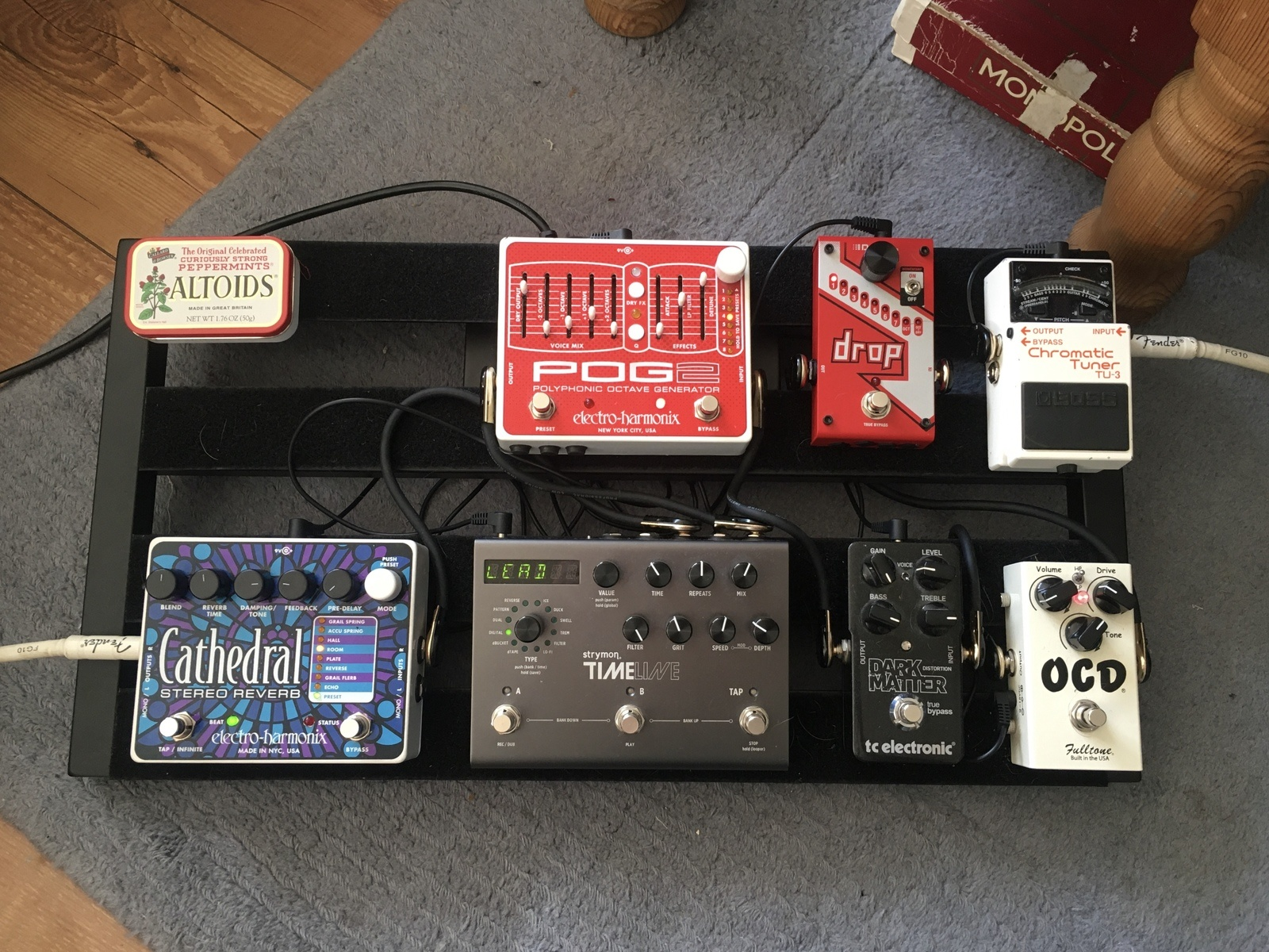 Photo of TC Electronic Dark Matter Distortion and more gear