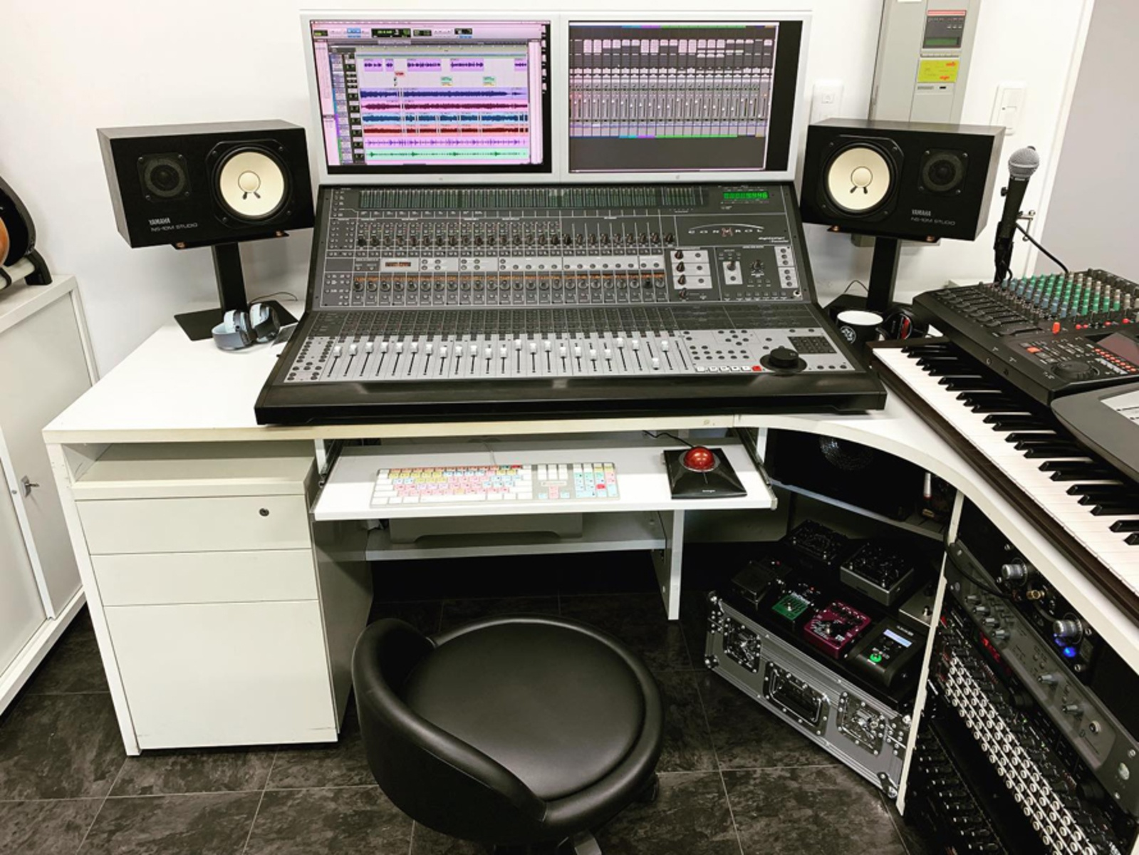 Photo of Yamaha NS10 Studio Monitor and more gear