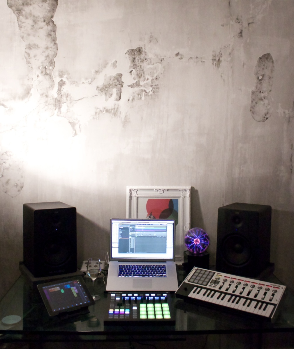 Photo of M-Audio BX8 D2 and more gear