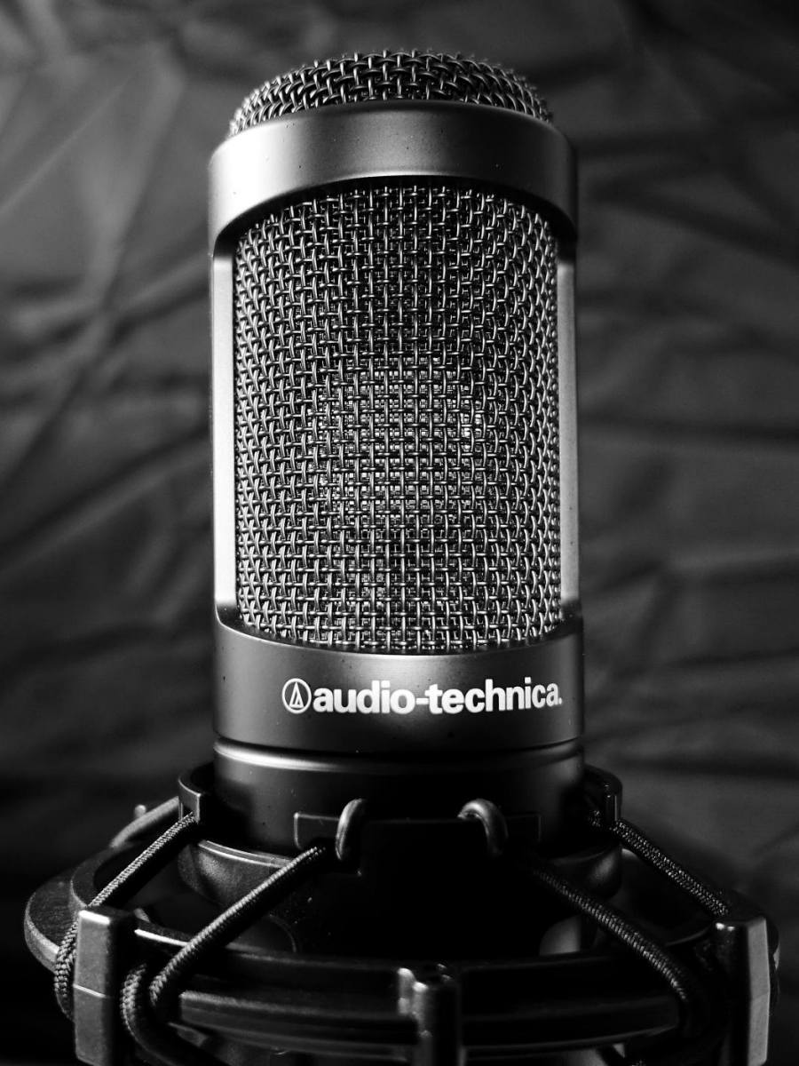 Photo of Audio-Technica AT2035 Cardioid Condenser Mic