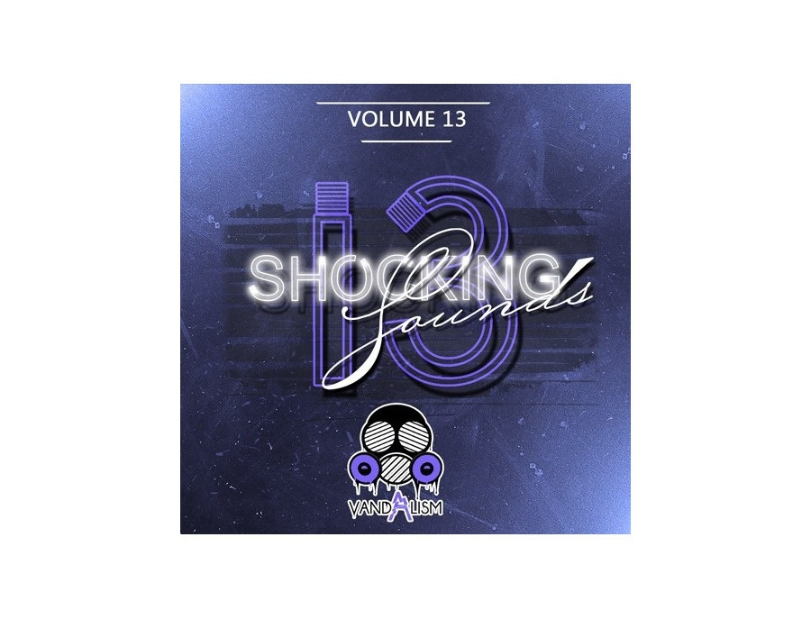 Vandalism Shocking Sounds 13 Sylenth1 Preset Pack