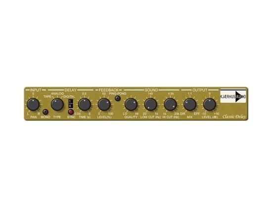 Kjaerhus Audio Classic Delay