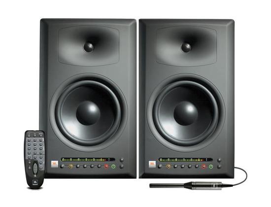 JBL LSR-4328 Monitors