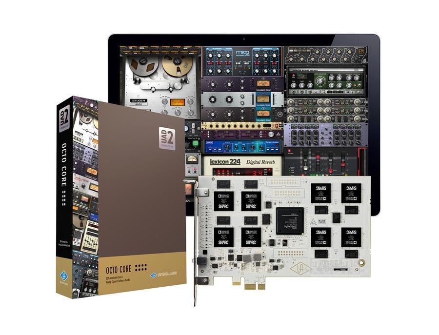 Universal Audio UAD OCTO PCIe Card