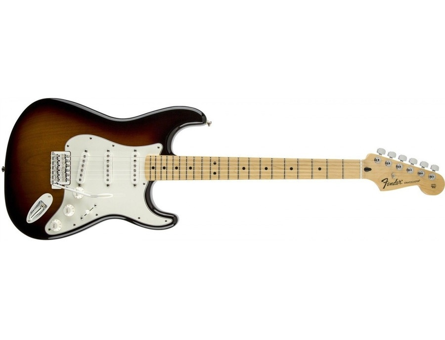 Fender standard stratocaster electric guitar xl