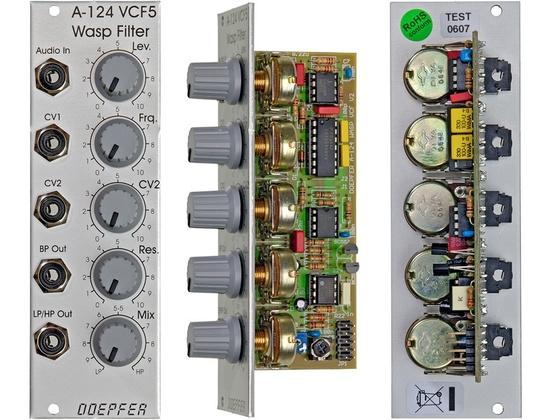 Doepfer A-124 Wasp Filter