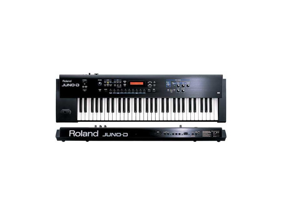 Roland Juno-D Synthesizer