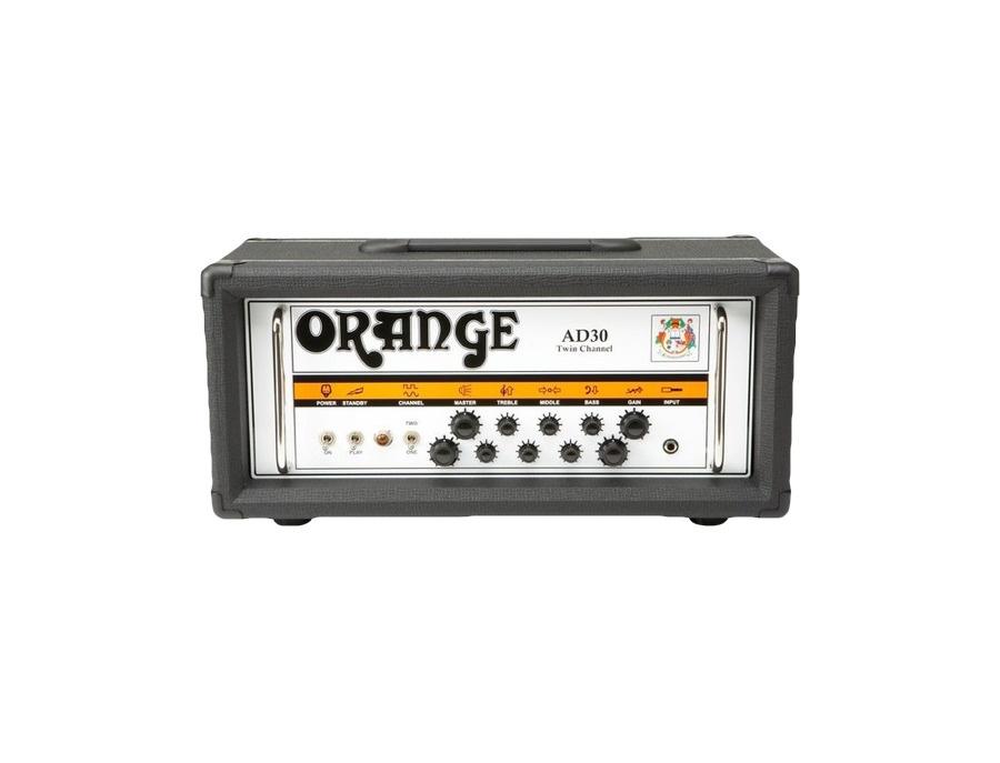 Orange amplifiers ad30htc 30w tube guitar amp head xl