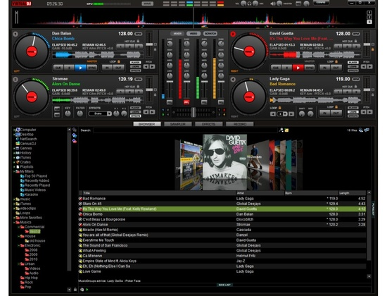 VirtualDJ Pro 7