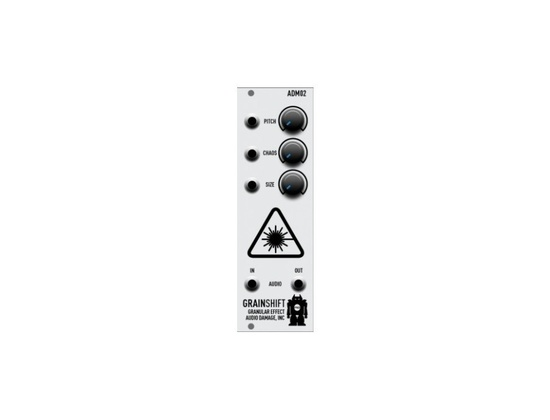 Audio Damage ADM02 Grainshift Module