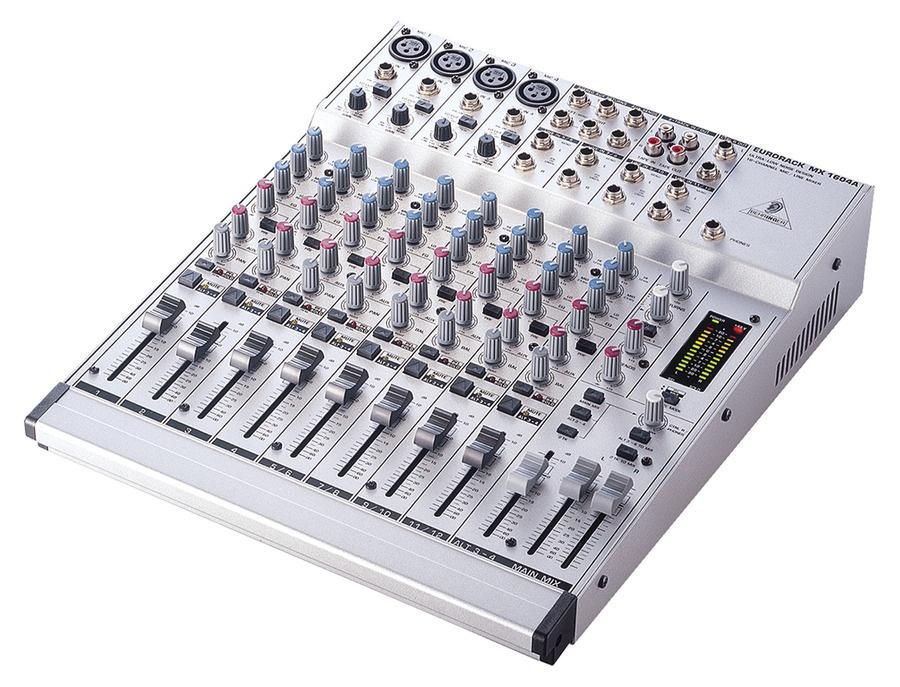 Behringer Eurorack MX 1604a