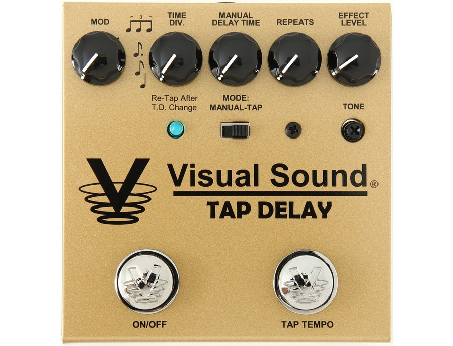 Visual Sound Single Tap Delay
