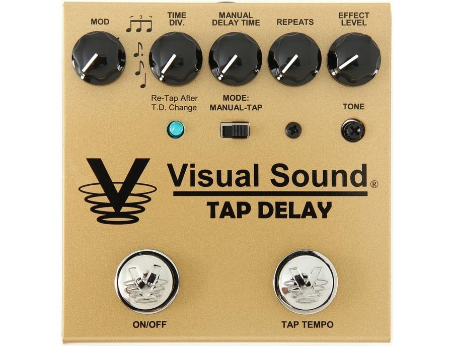 Visual Sound Single Tap Delay