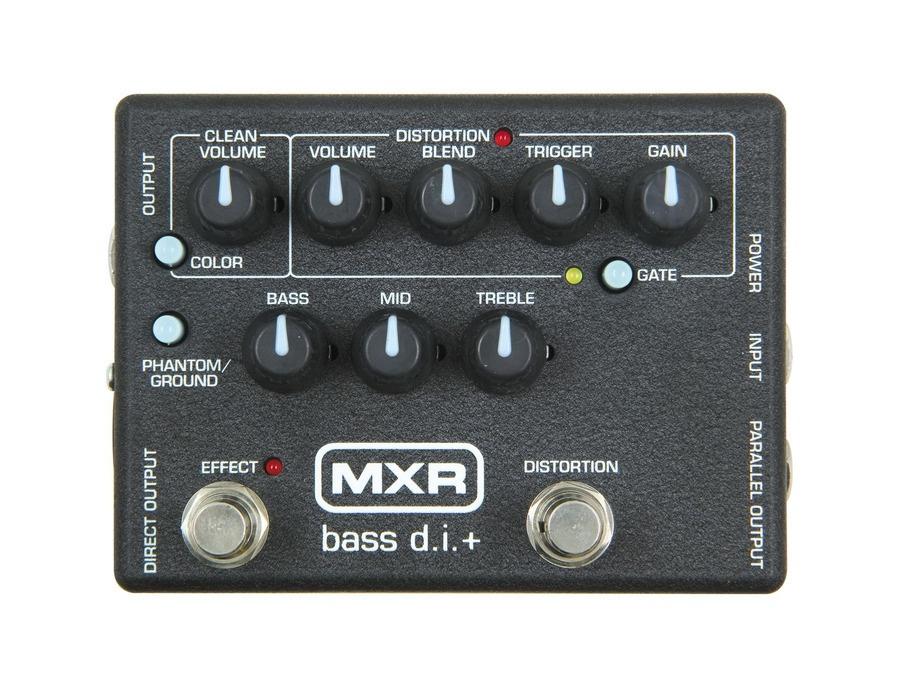 Mxr m80 bass d i xl