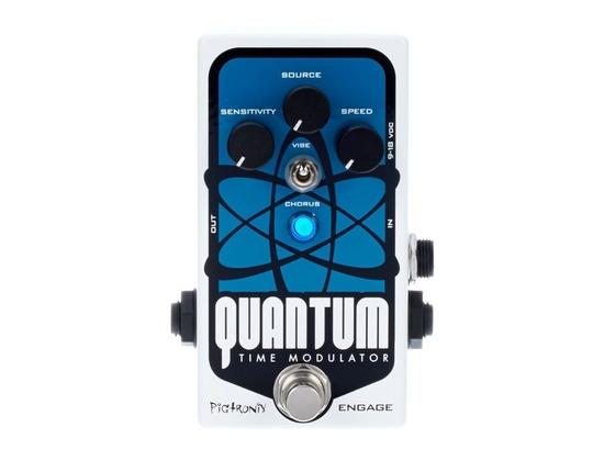 Pigtronix Quantum Time Modulator Chorus/Vibrato