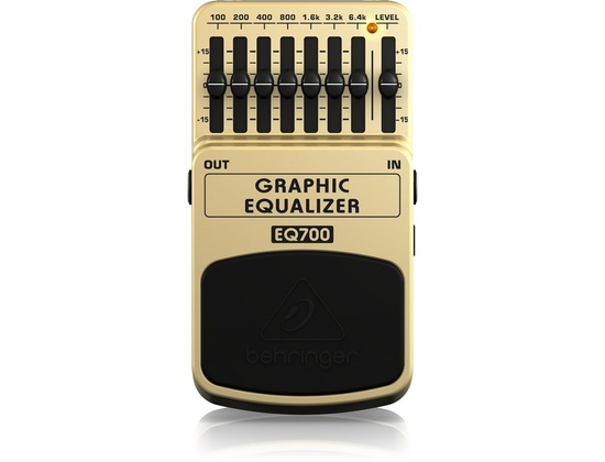 Behringer EQ700 Graphic Equalizer