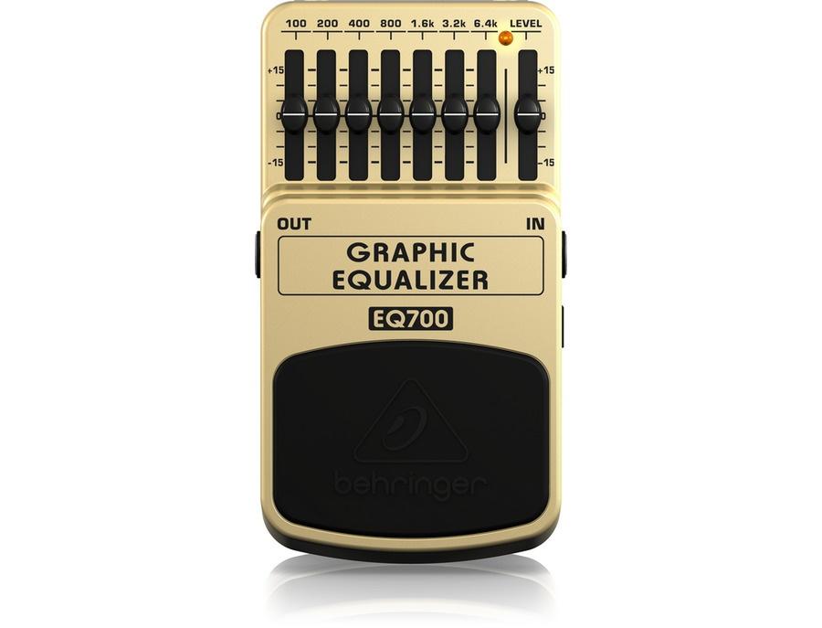 Behringer eq700 graphic equalizer xl