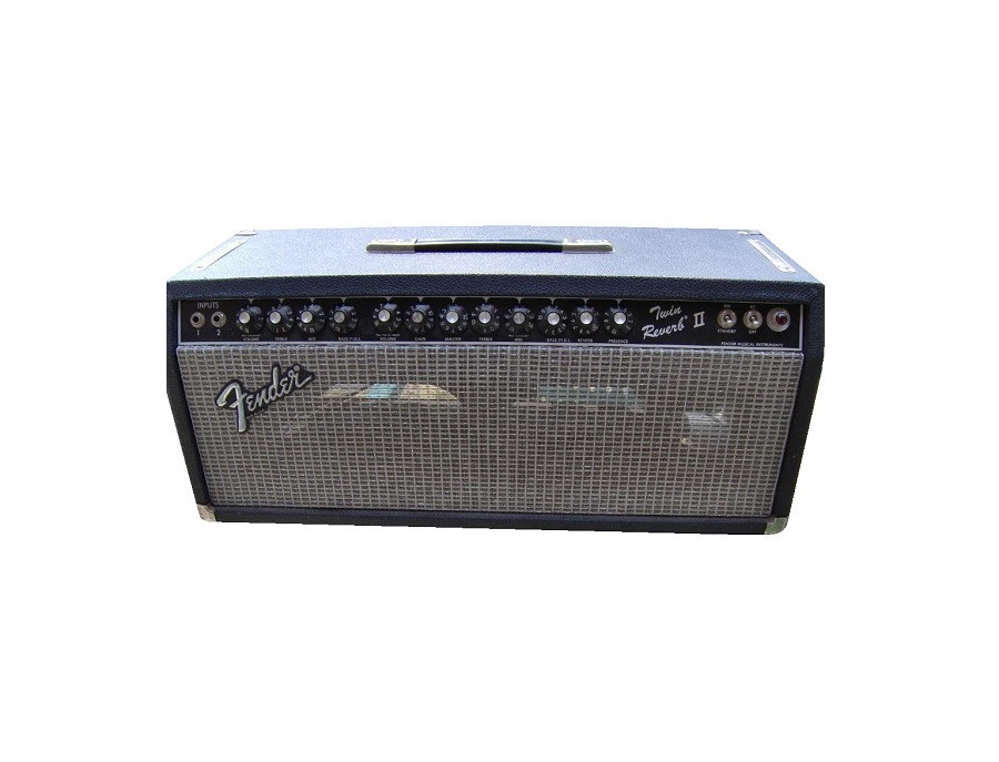Fender Twin Reverb Head