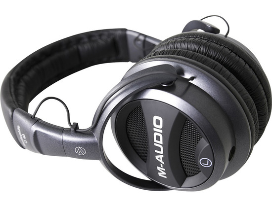 M-Audio Studiophile Q40 Headphones