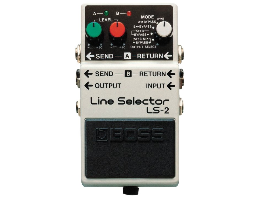 Boss ls 2 line selector xl