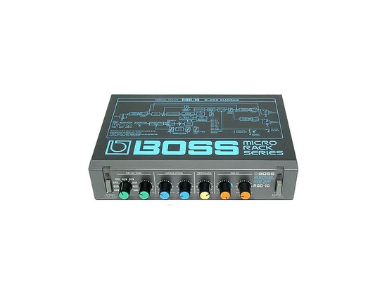 Boss RDD-10