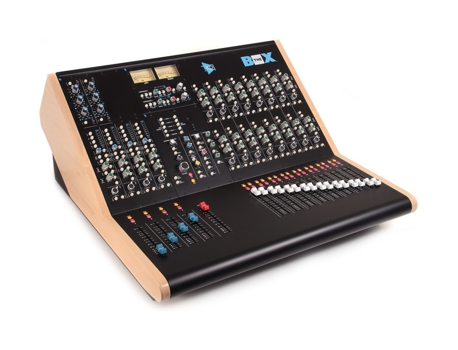 API The Box Analog Recording Console