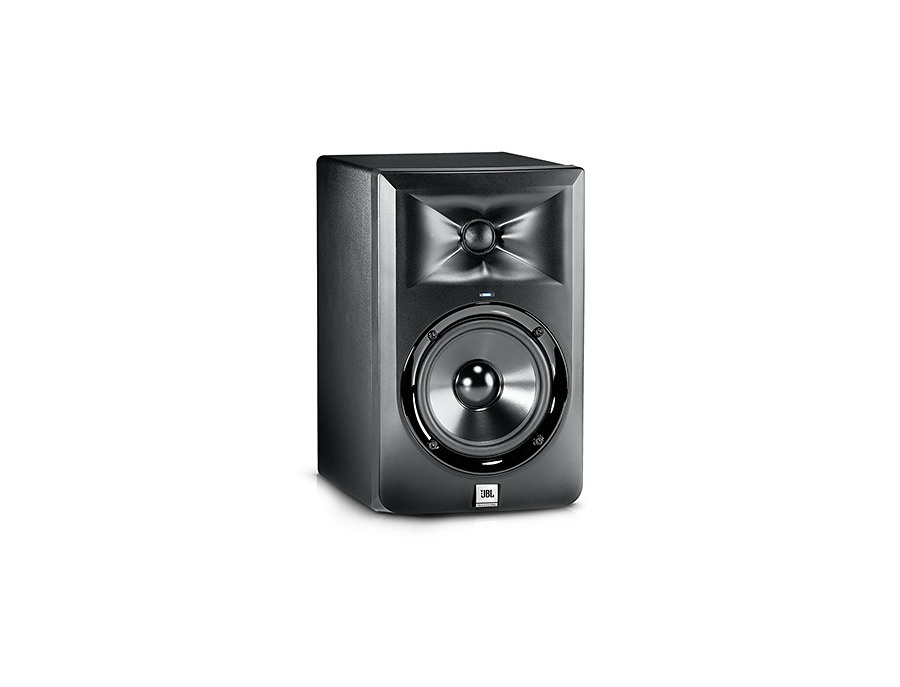 Jbl lsr305 two way active studio monitors xl