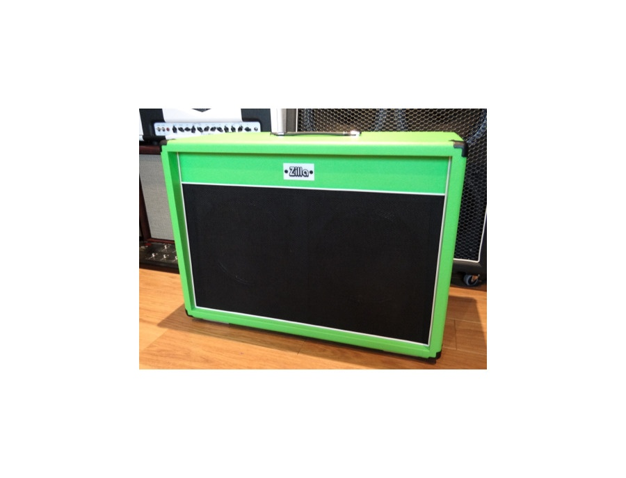 Zilla Cabs 2x12 Custom Cab Reviews & Prices | Equipboard®