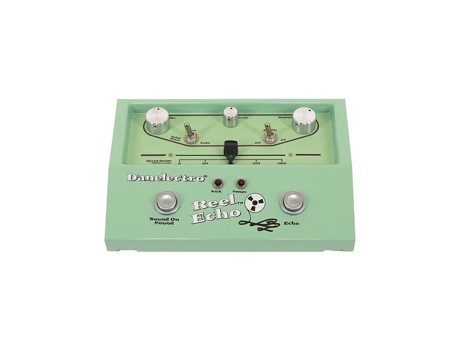 Danelectro reel echo tape simulator pedal xl