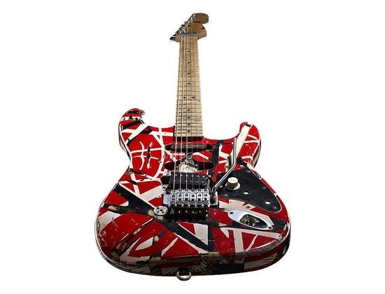 """Custom-Built """"Frankenstein"""" Guitar"""