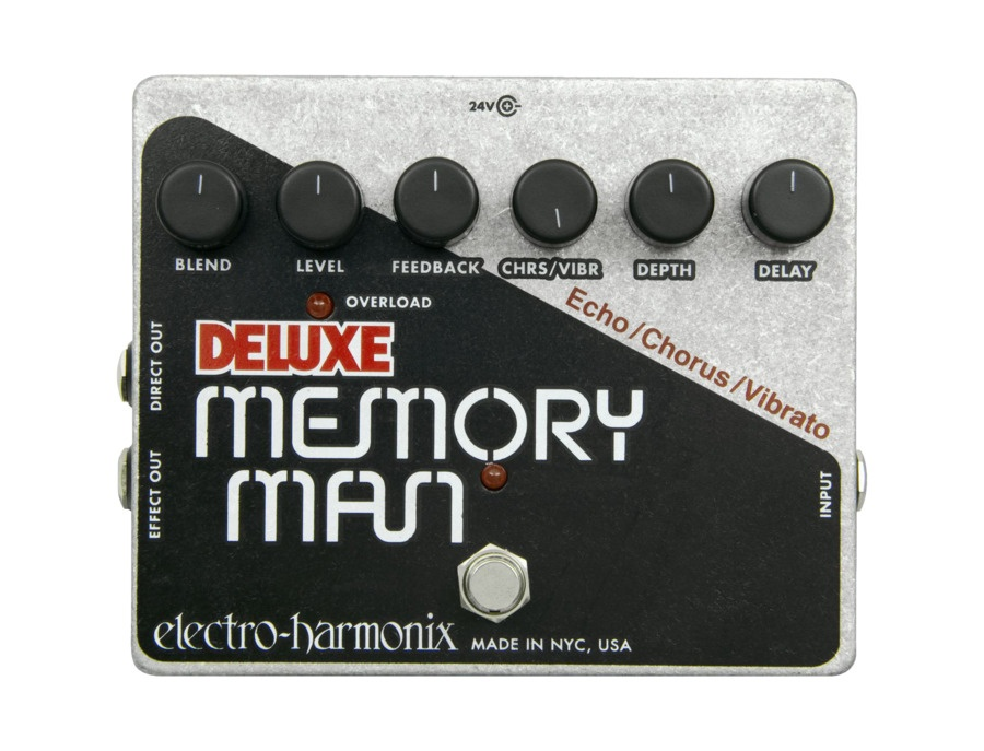 Electro harmonix deluxe memory man xl