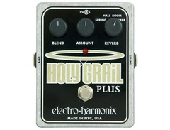 Electro harmonix xo holy grail plus variable reverb guitar effects pedal s