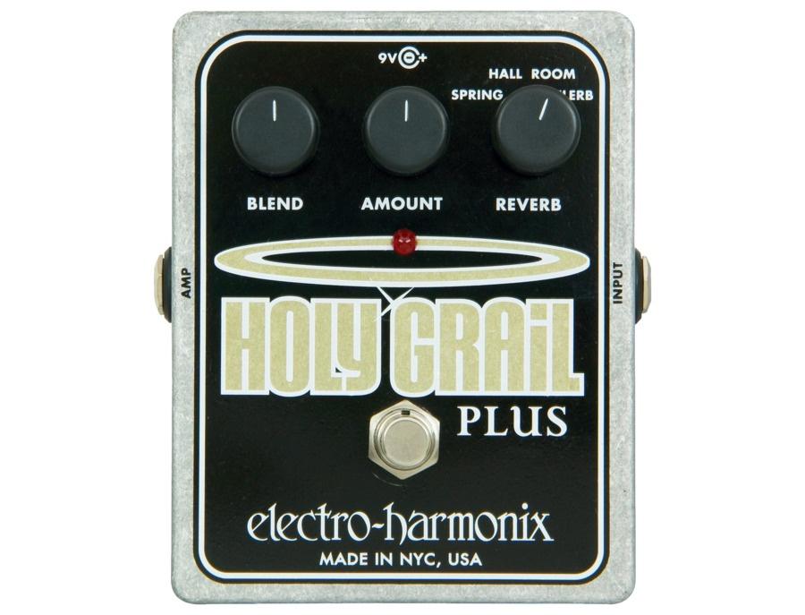 Electro harmonix xo holy grail plus variable reverb guitar effects pedal xl