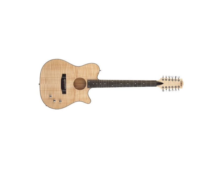 Carvin 12 String Electric Semi Hollow Body Flamed Maple Top
