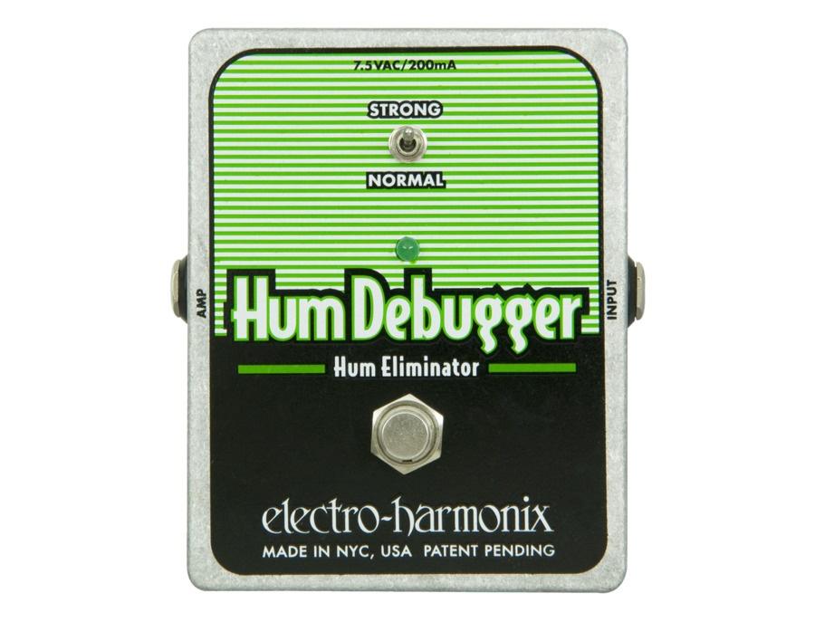 Electro-Harmonix XO Hum Debugger Hum Eliminator Guitar Effects Pedal