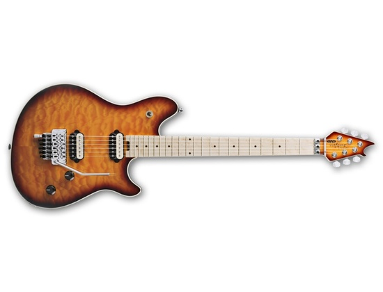 EVH Wolfgang Special Tobacco Burst Guitar